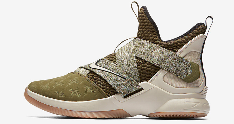 "14d99f70f5e Nike LeBron Soldier 12 ""Land and Sea†Releasing Soon"