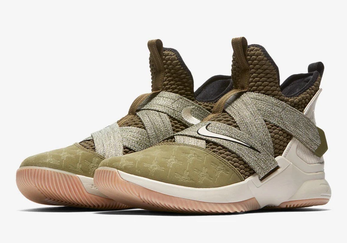"Nike LeBron Soldier 12 ""Land and Sea"""