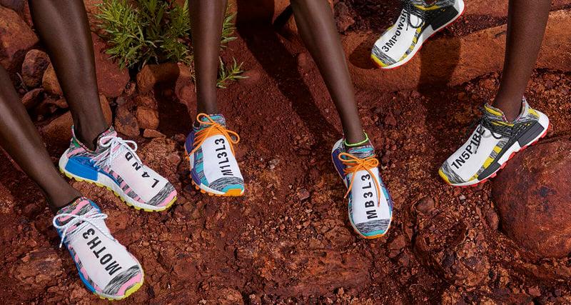 "10910037c East African Inspiration Drives Pharrell Williams  adidas ""Solar Hu"" Pack"