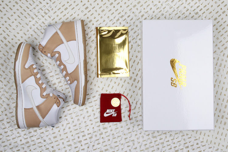 """reputable site 93fb4 f12a8 Premier x Nike SB Dunk High """"Win Some   Lose Some""""    Release Date"""