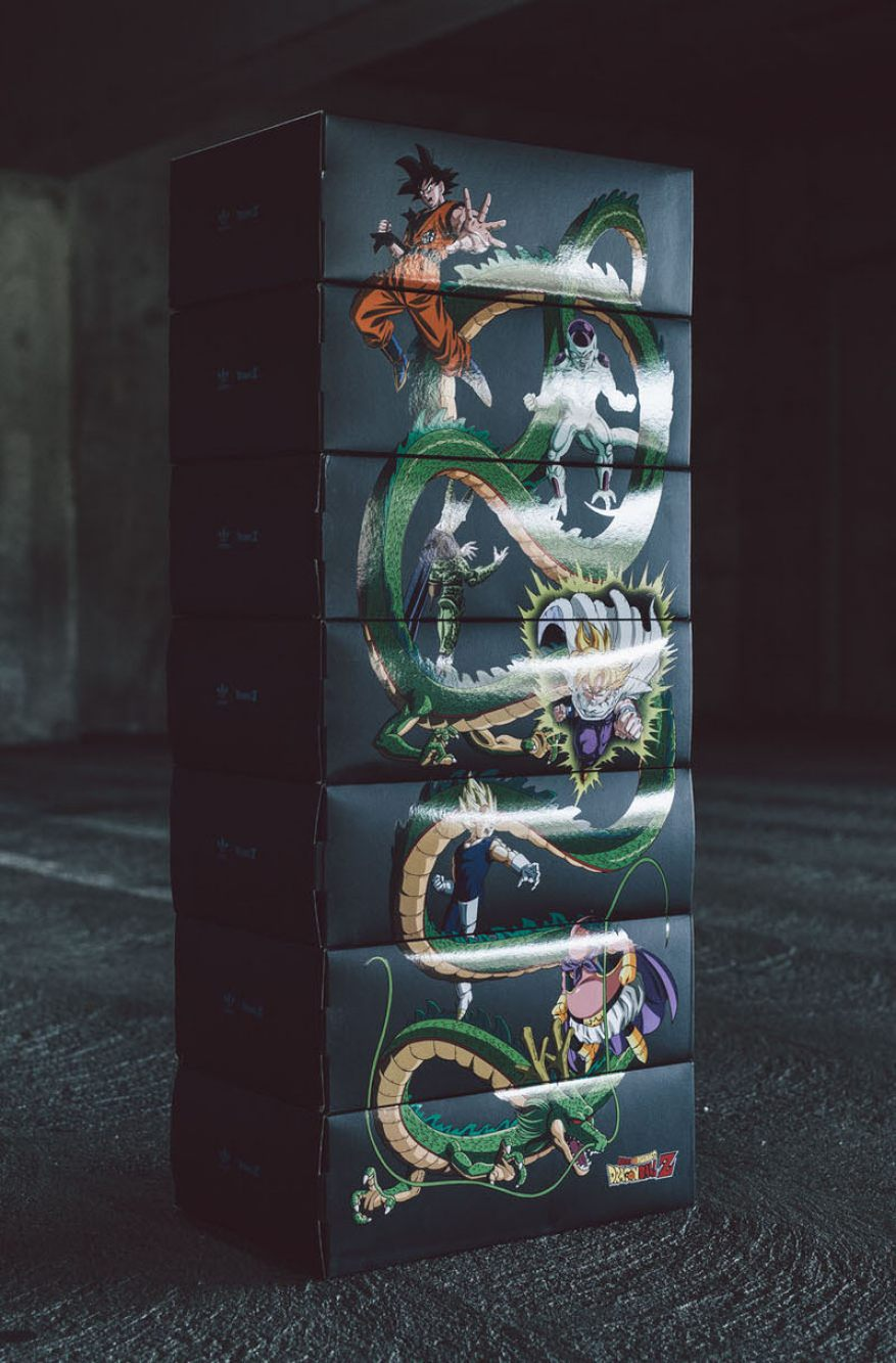 4973058496c8 A Closer Look at the Dragon Ball Z x adidas Collection