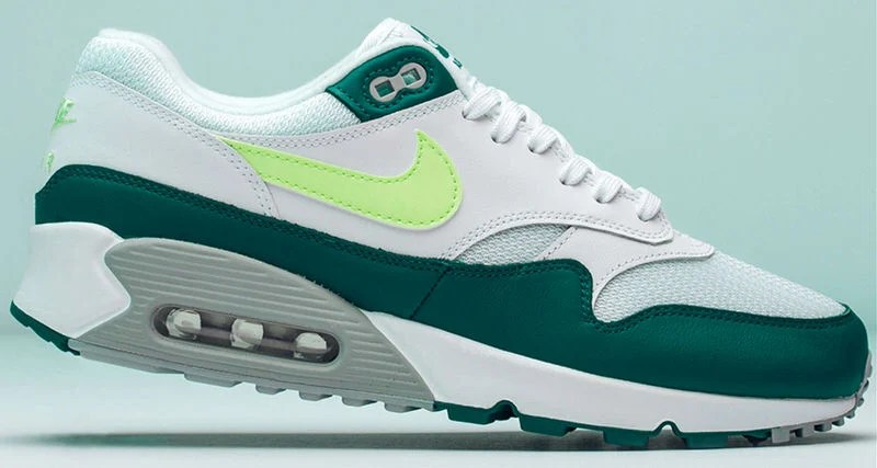 "best cheap 8445e 80ec8 Nike Air Max 901 ""Lime BlastLaser Blue""  Available Now"