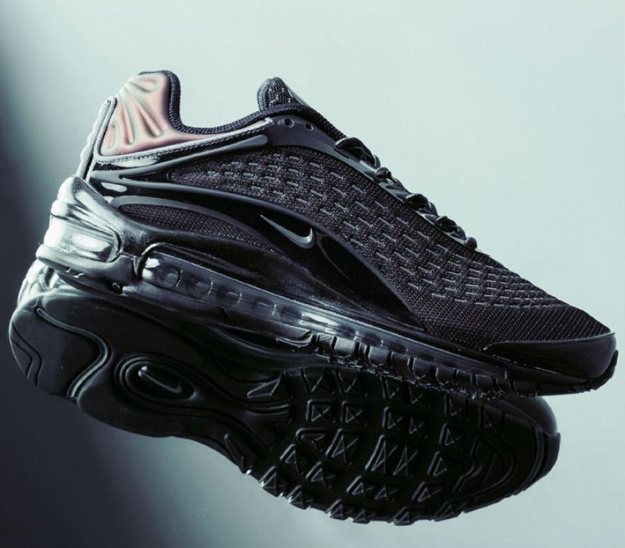 """the best attitude 91e83 f13d8 Nike Air Max Deluxe """"Oil Grey"""" Spills Into Retailers"""
