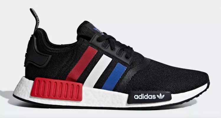 """adidas NMD R1 """"Tricolor"""" Pack"""