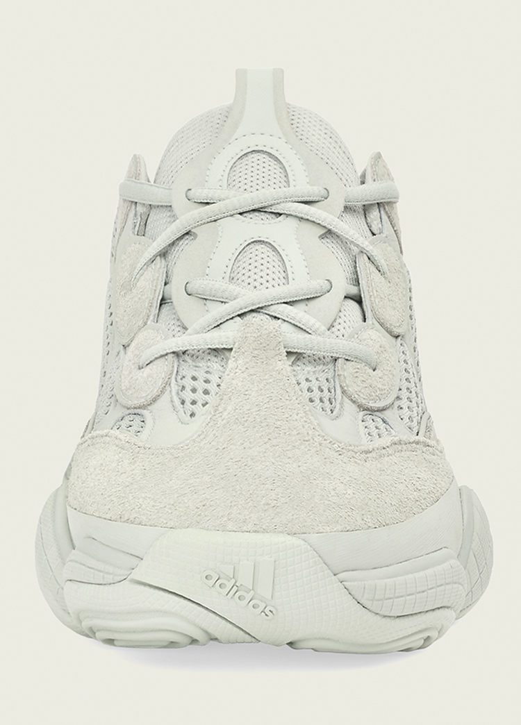 """ce91443db1bed adidas YEEZY 500 """"Salt"""" Releases This Month – Meta Sneakers"""