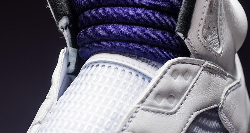 "c2dbd3b3ef0 Laceless Air Jordan 5 ""Fresh Prince"" Hits Stores Today"