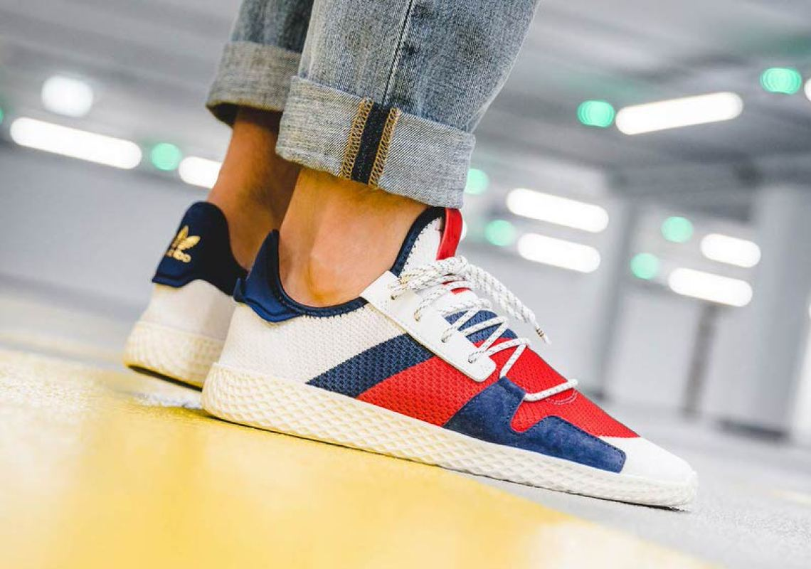 ff18a0059 BBC x adidas Hu Collection Features Two Pharrell Silhouettes