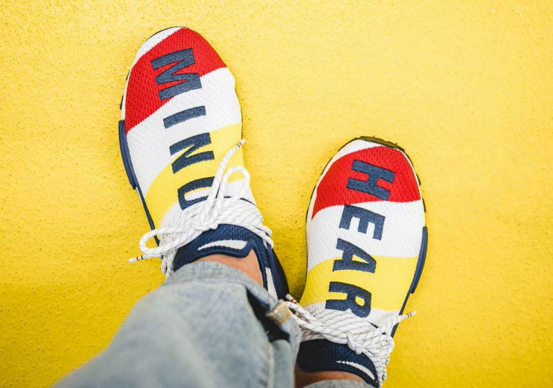 d531b5a7e6b4e BBC x adidas Hu Collection Features Two Pharrell Silhouettes