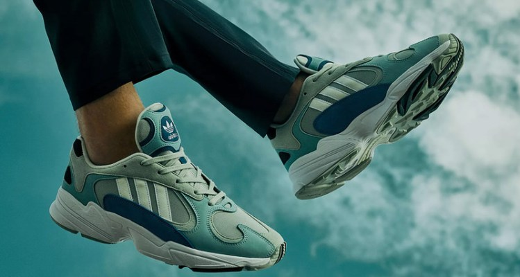 "END x adidas Yung 1 ""Atmosphere"""