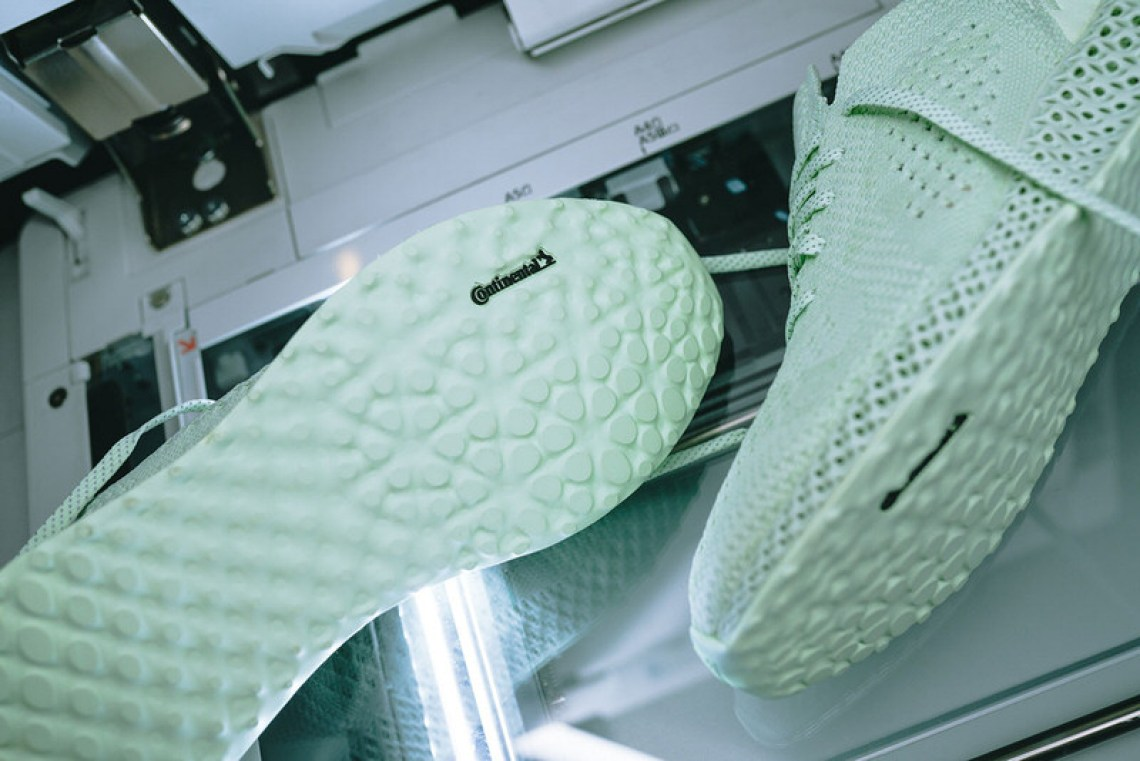 Daniel Arsham x adidas Futurecraft 4D