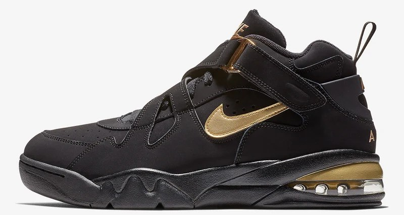 hot sale online 14a80 9fbe7 Nike Air Force Max CB Set to Return