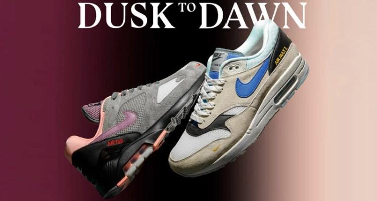 nike air max dusk to dawn pack