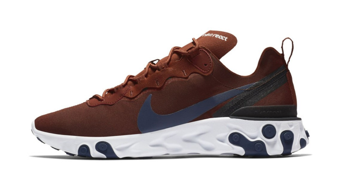 """Nike React Element 55 """"Particle Beige"""""""
