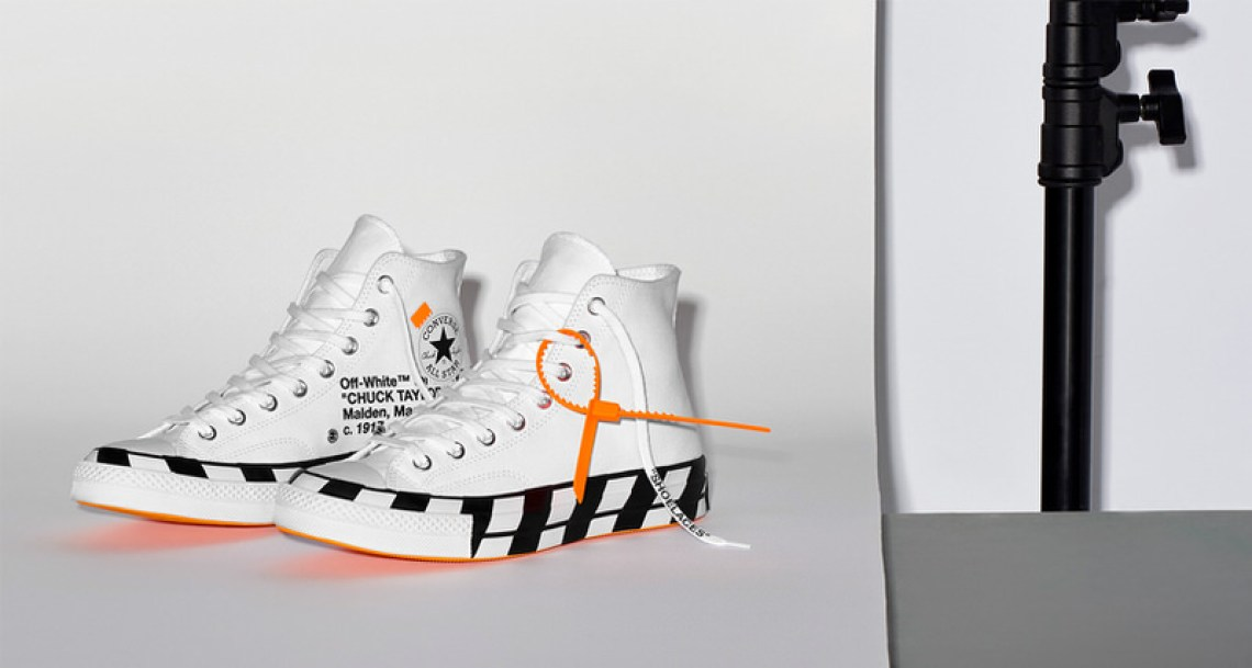 81925ac956e5fc Off White x Converse Chuck 70 A Closer Look