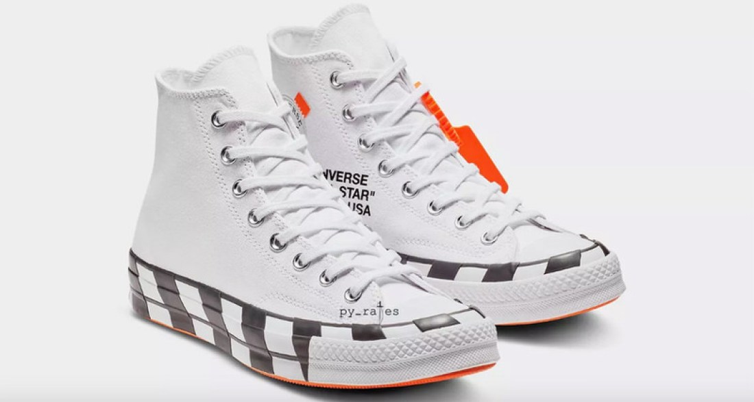 Off White x Converse Chuck 70