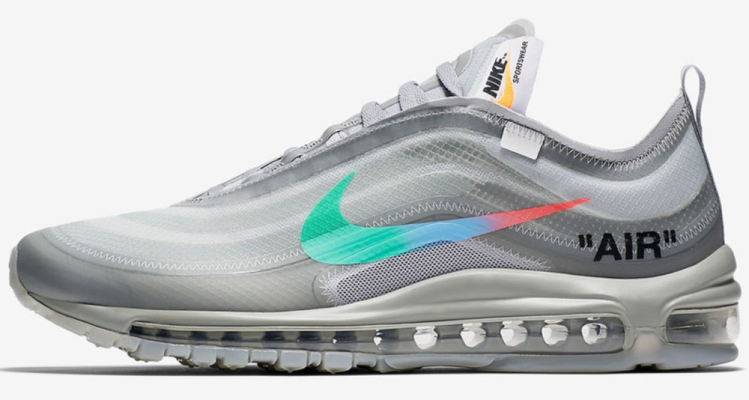 "OFF WHITE x Nike Air Max 97 ""Menta"" Arrives in November 3cac4263f"
