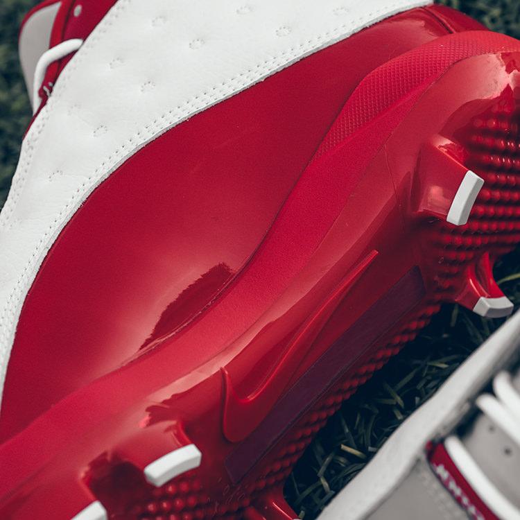 bff6d2b59 Air Jordan 13 Returns In Cleat Form