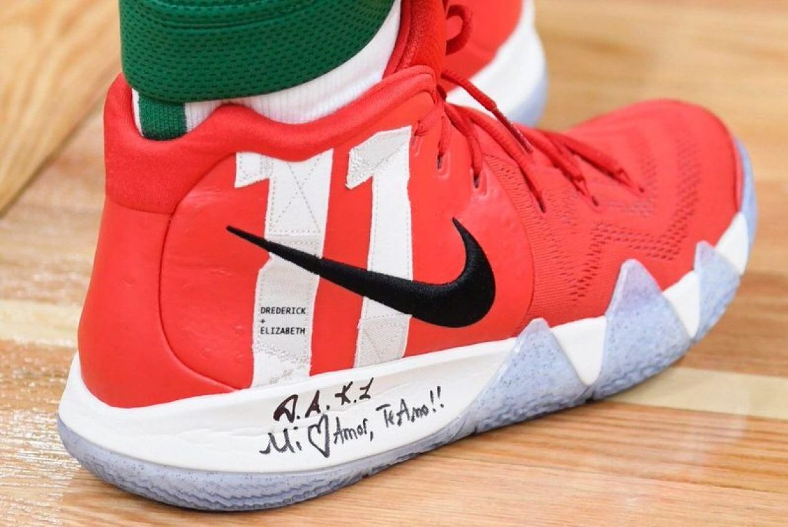 0bf6b7731a84 Every Sneaker Kyrie Irving Has Worn This Season