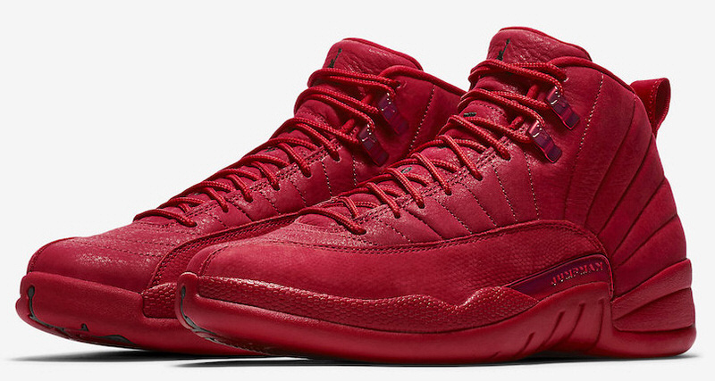f69a2ef4eb3 All-Red Air Jordan 12s Kick Off Holiday 2018 Lineup