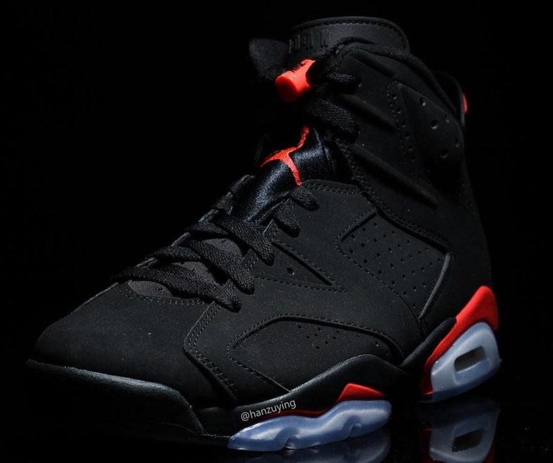 8f7ca474bb3331 ... buy air jordan 6 black infrared 35b37 6cd14