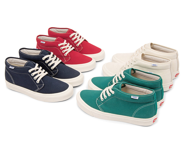 e8f1fa4329 Look for the Proper x Vans Vault OG Chukka Boot LX to launch in all four  colorways on October 12th at Proper LBC