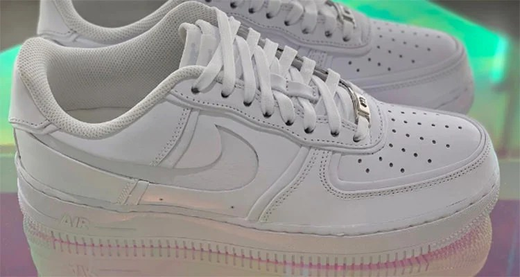 51faf476d66b John Elliott s Nike Air Force 1 Low Doubles Tongue Construction for Layered  Goodness