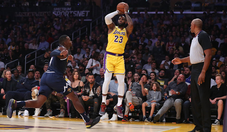 "Nike LeBron 16 ""1 Thru 5"" via NBA.com"