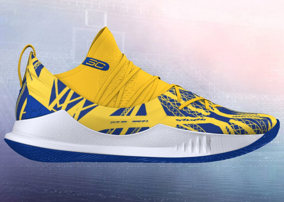 0b7e128e5b8f Steph Curry to Debut New Under Armour Curry 5 for Ring Night