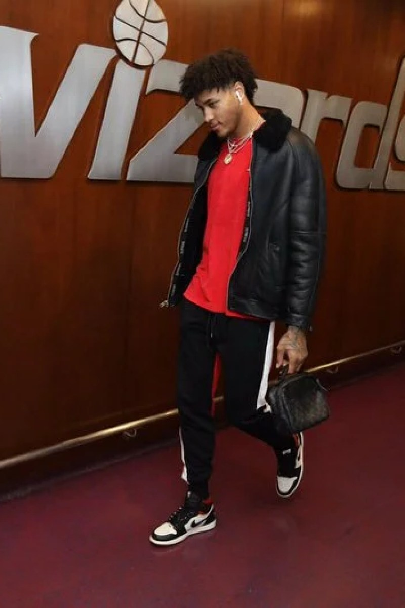 Kelly Oubre Jr. in the Converse ERX