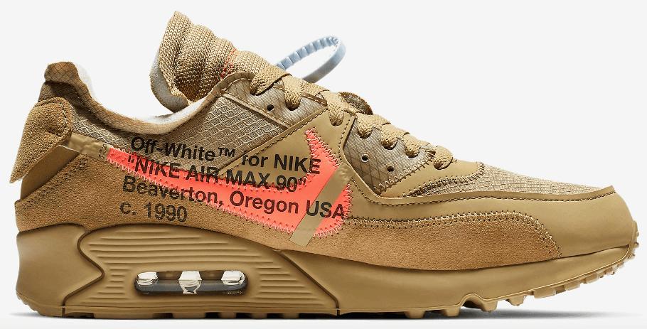 f7582bb77ad892 Off-White x Nike Air Max 90