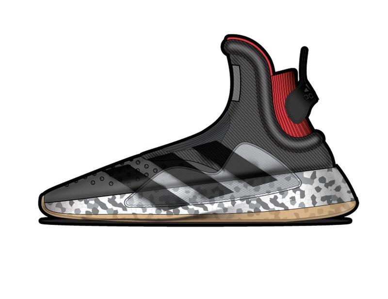 Design The Of L3v3lNice N3xt Kicks Behind Adidas New Laceless Yf7y6bg