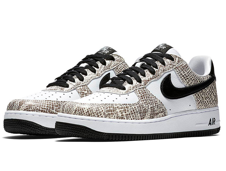 "outlet store c7ebe 294f1 Nike Air Force 1 ""Cocoa Snake"""
