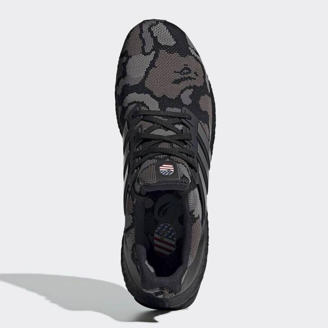 BAPE x adidas Ultra Boost