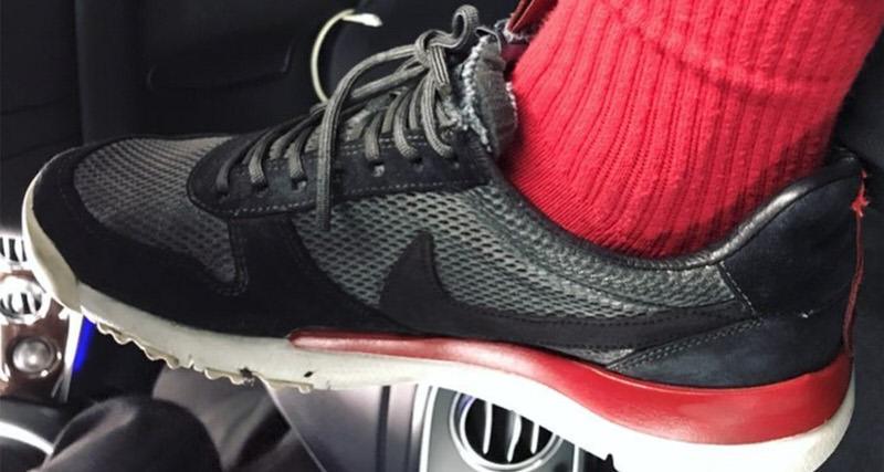 71bc9d2761c2 Frank Ocean Reveals Unseen Tom Sachs x Nike Mars Yard