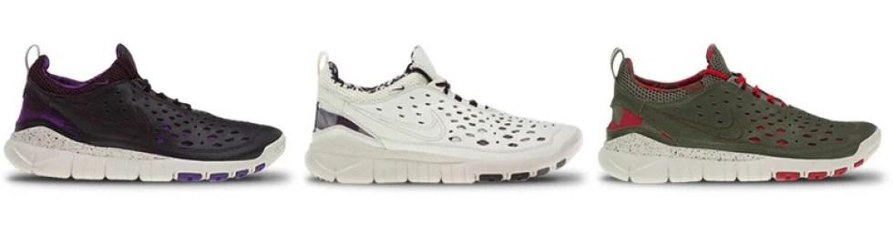 Stussy x Nike Free Trail 5.0