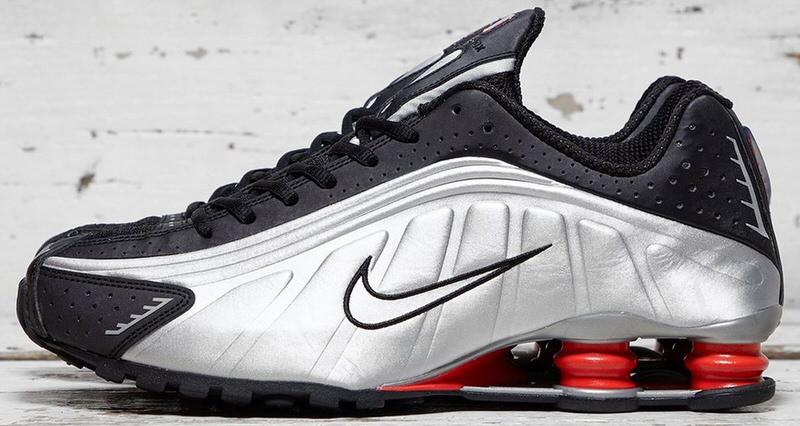 091e9999791 Nike Shox R4 Returns OG Colorway from 2000