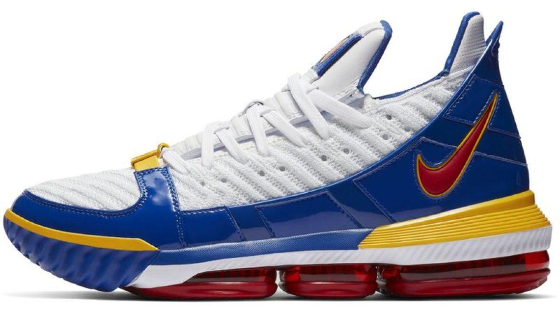 premium selection e1021 ba929 ... Nike LeBron 16