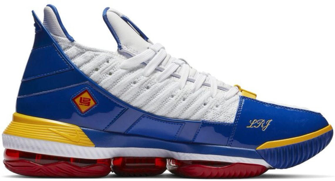 premium selection 0d217 3563e ... Nike LeBron 16