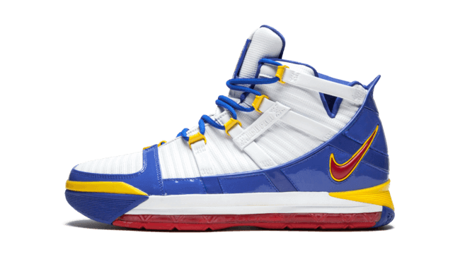 "Nike LeBron 3 ""Superman"""