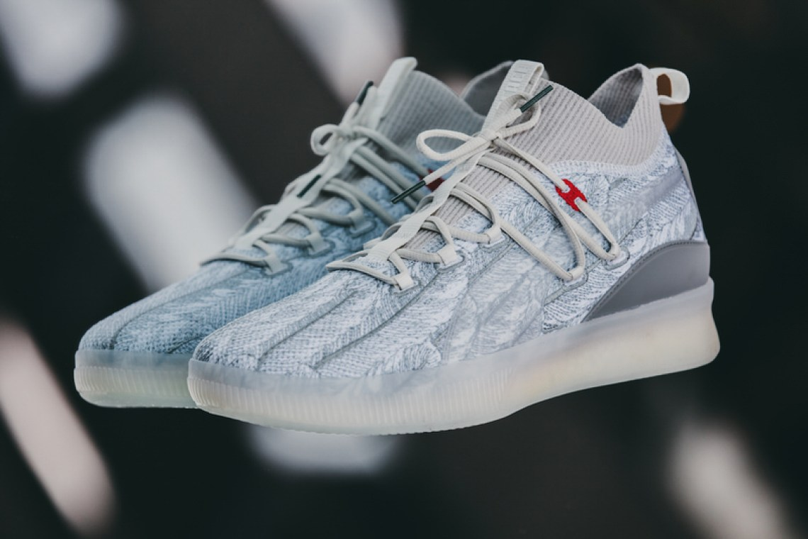 "PUMA Clyde Court Disrupt ""Peace on Earth"""