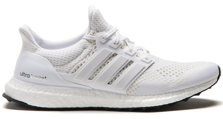 "The adidas Ultra Boost 1.0 ""Triple White"" is Your Boost Bracket Winner fba6ff9d55"