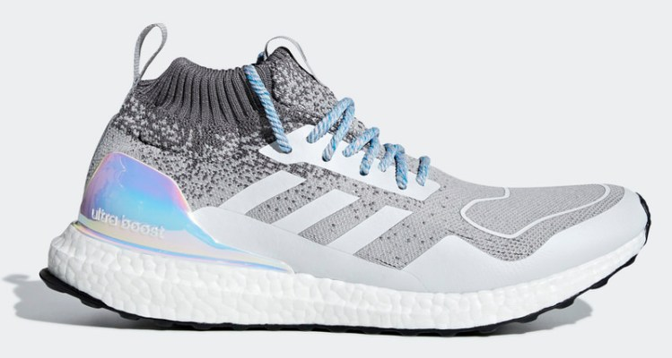 "6d3808447d7 adidas Ultra Boost Mid ""Light Granite"" Set to Conquer City Runs"