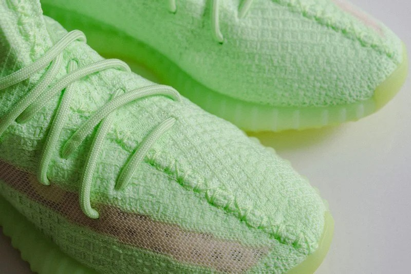 """How the adidas Yeezy Boost 350 V2 """"Glow in the Dark</div>             </div>   </div>       </div>     <div class="""