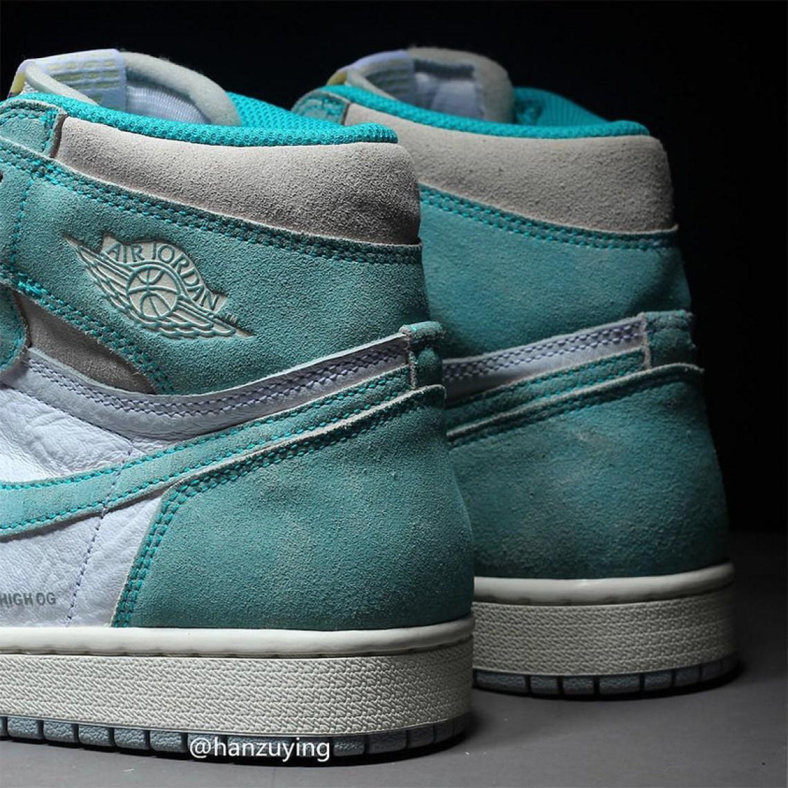"""Air Jordan 1 """"Turbo Green"""""""