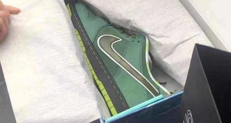6d8611ef8aa Concepts x Nike SB Dunk Low
