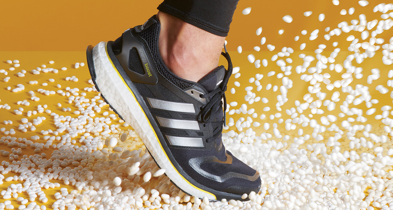 The Evolution of Boost in adidas Running
