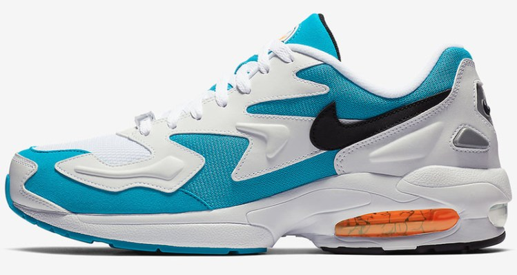 "Nike Air Max2 Light ""Dolphins"""