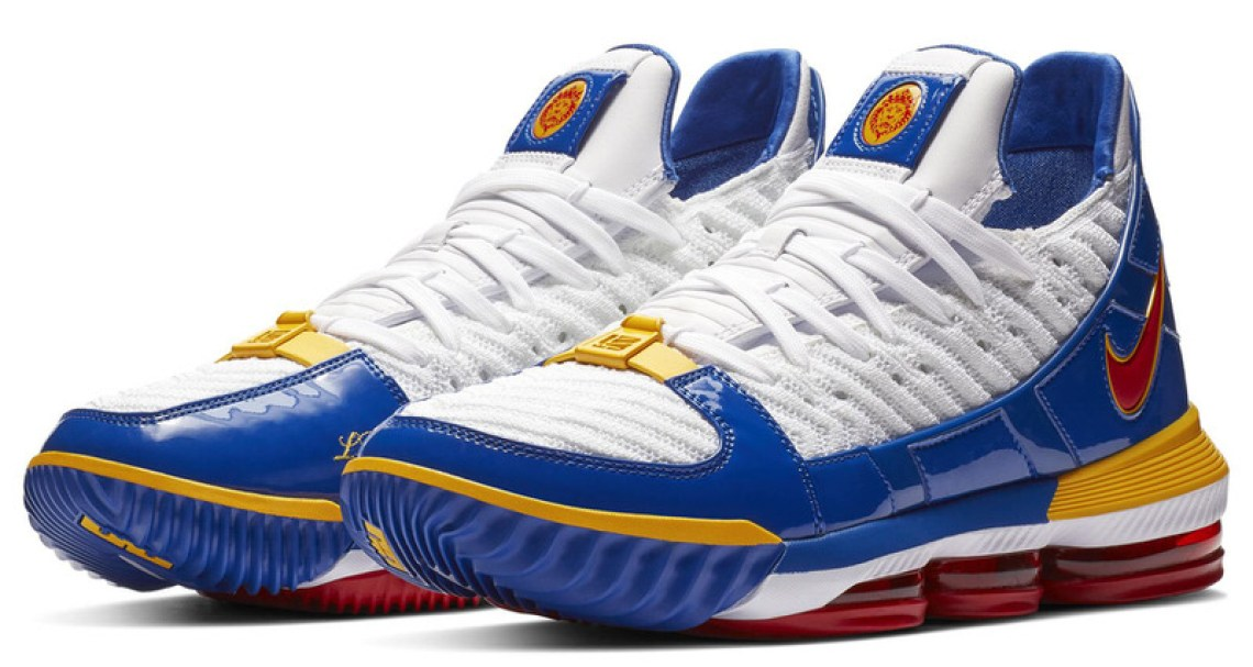12d85bf48c4 Nike LeBron 16