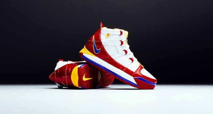 newest collection e0829 478d1 Nike LeBron 3