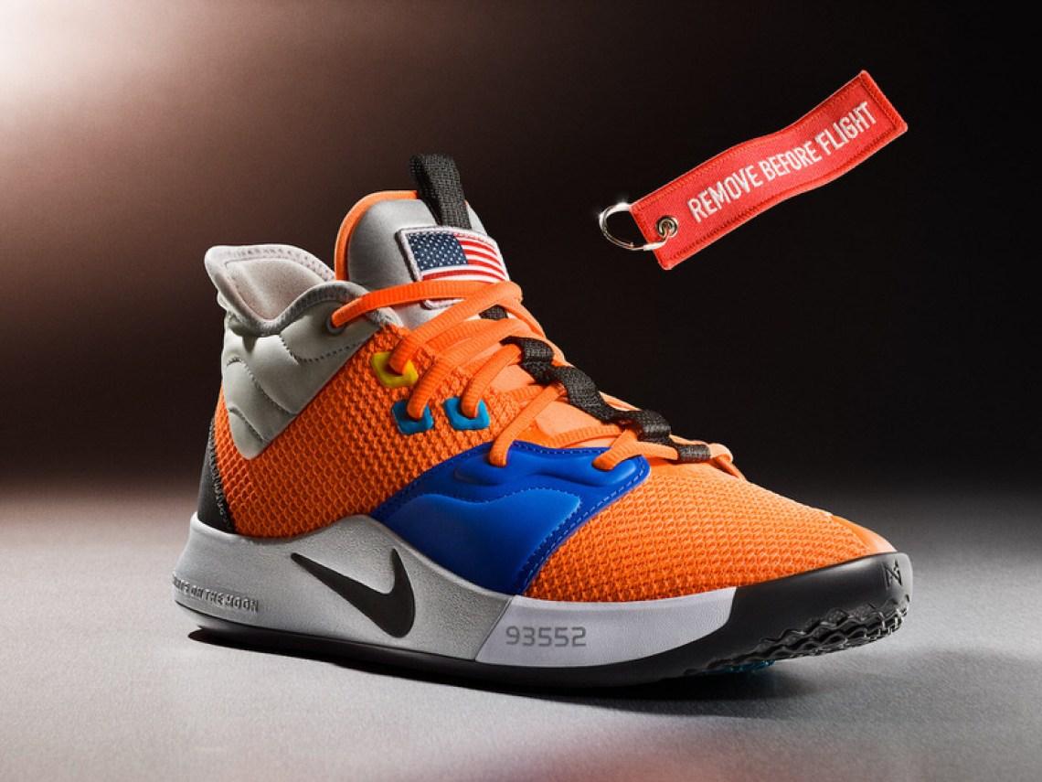 b2854ebcfb5 Nike Basketball Introduces Paul George s PG3